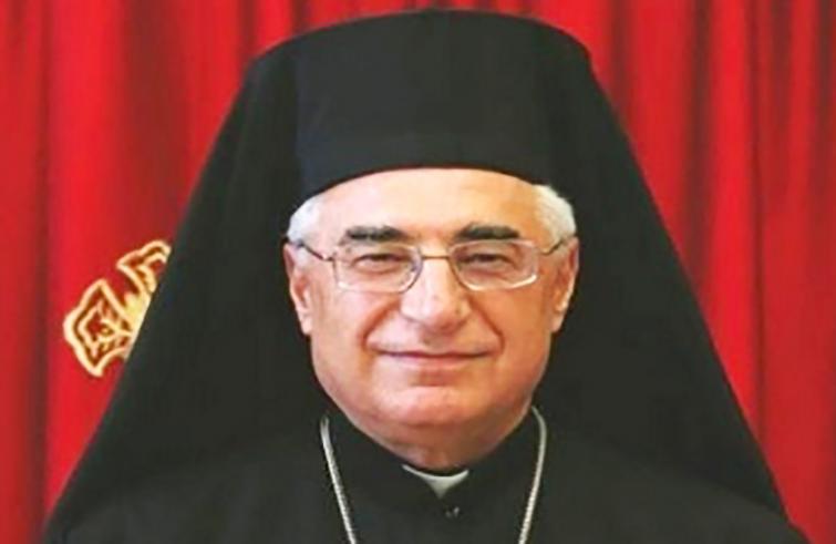 Le patriarche Joseph Absi © pgc-lb.org