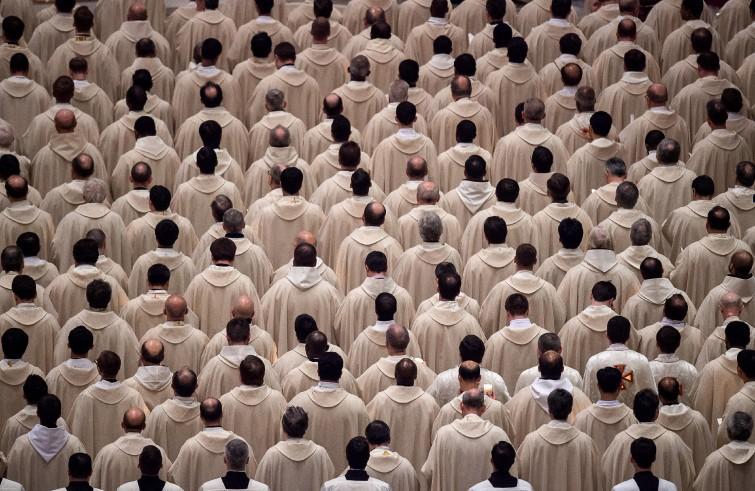 Célébration eucharistique © SIR