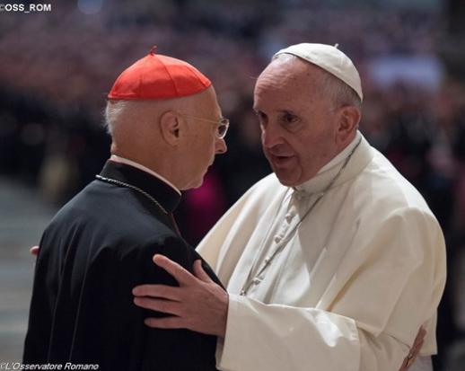 Cardinal Bagnasco © L'Osservatore Romano