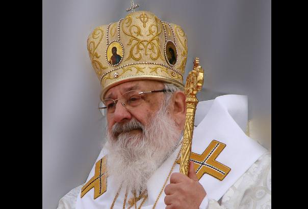 Cardinal Husar, Ukraine © Wikimedia commons / Олег Чупа.Олег Чупа