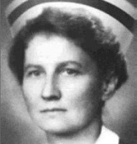 Hanna Chrzanowska en 1945 © Archives de la postulation, Nieznany, DP