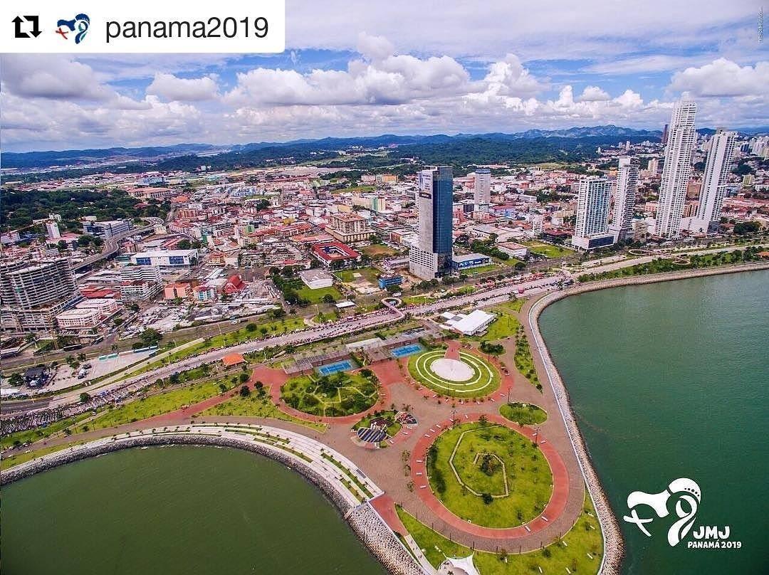 Cinta Costera, Panama © Dicastère Laïcs, famille et vie