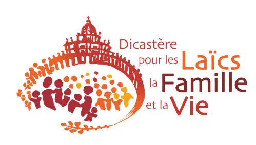Logo du Dicastère pour les laïcs la famille et la vie © laityfamilylife.va