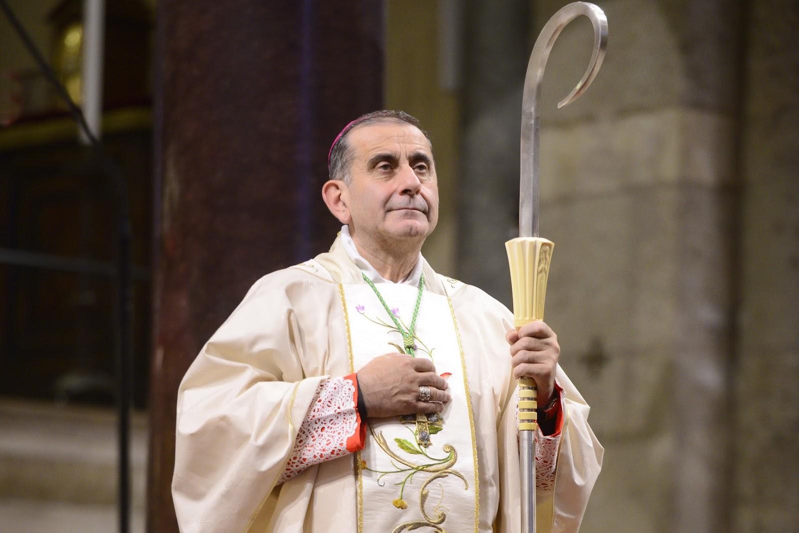 Mgr Mario Delpini © Diocèse de Milan