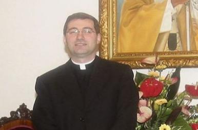 Mgr Paolo Rudelli @Radio Vatican