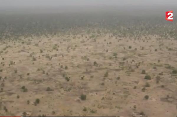 Soudan du Sud, capture TV France 2
