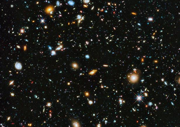 Univers © Wikimedia Commons / NASA