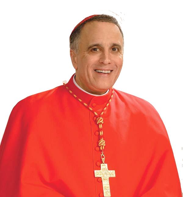 Card. DiNardo, courtoisie du diocèse de Galveston-Houston © archgh.org