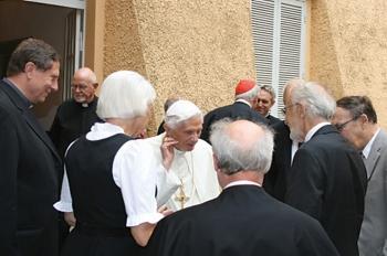 Ratzinger Schülerkreis© fondazioneratzinger.va
