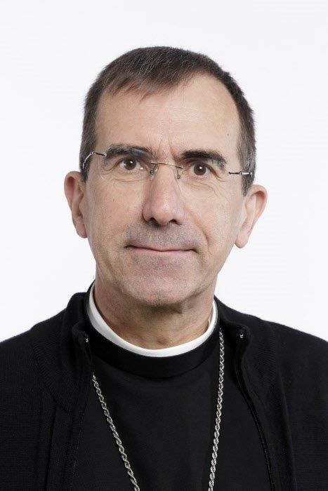 Mgr Pansard © CEF.FR