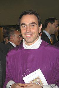 Mgr Ettore Balestrero (2008) @ wikimedia commons, Don Paolo