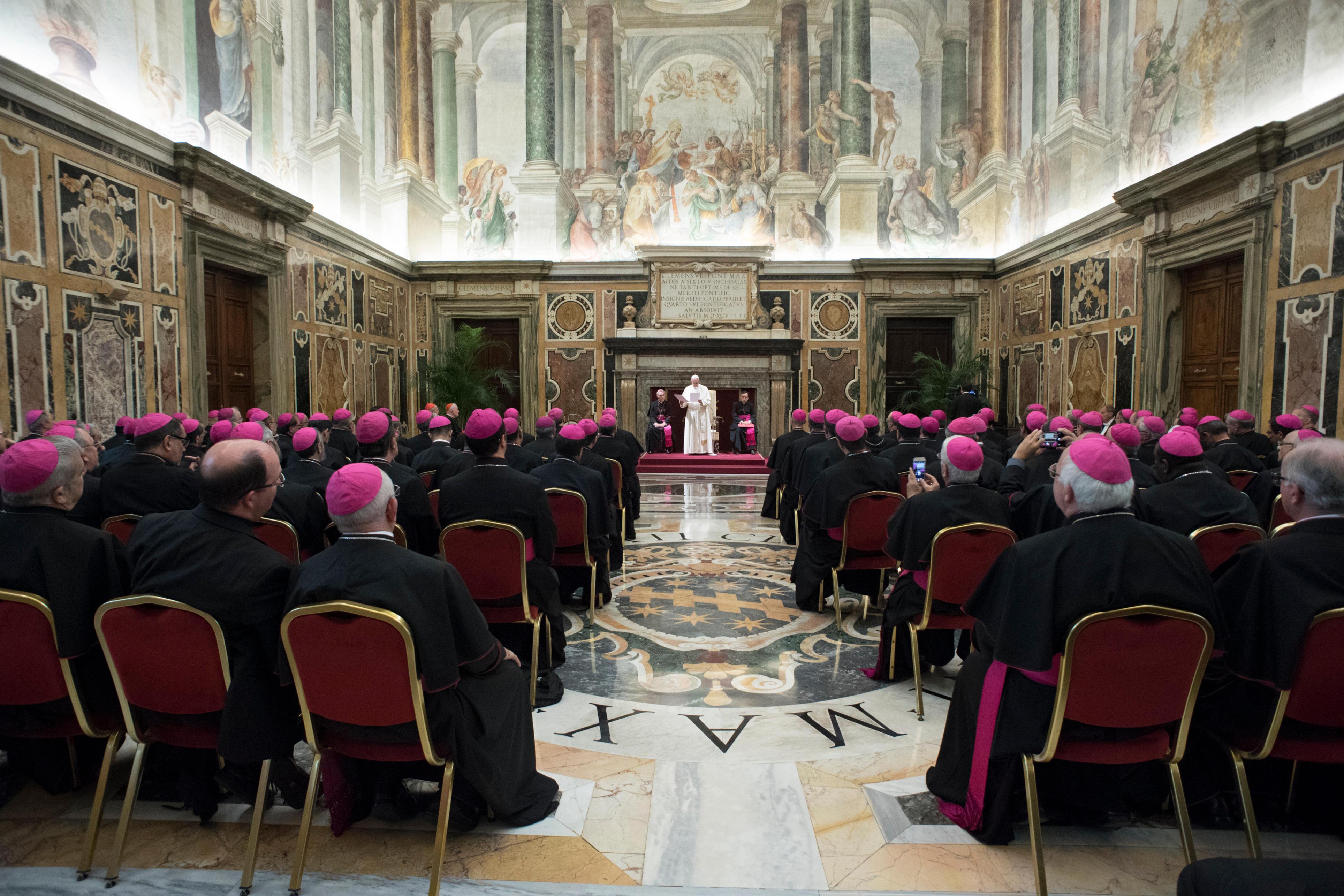 Nouveaux évêques 14/09/2017 © L'Osservatore Romano