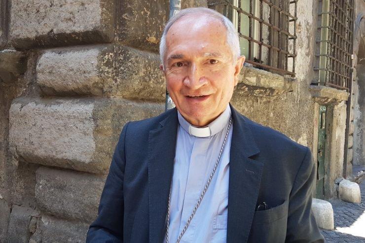 Mgr Silvano Maria Tomasi © ZENIT - HSM, CC BY-NC-SA