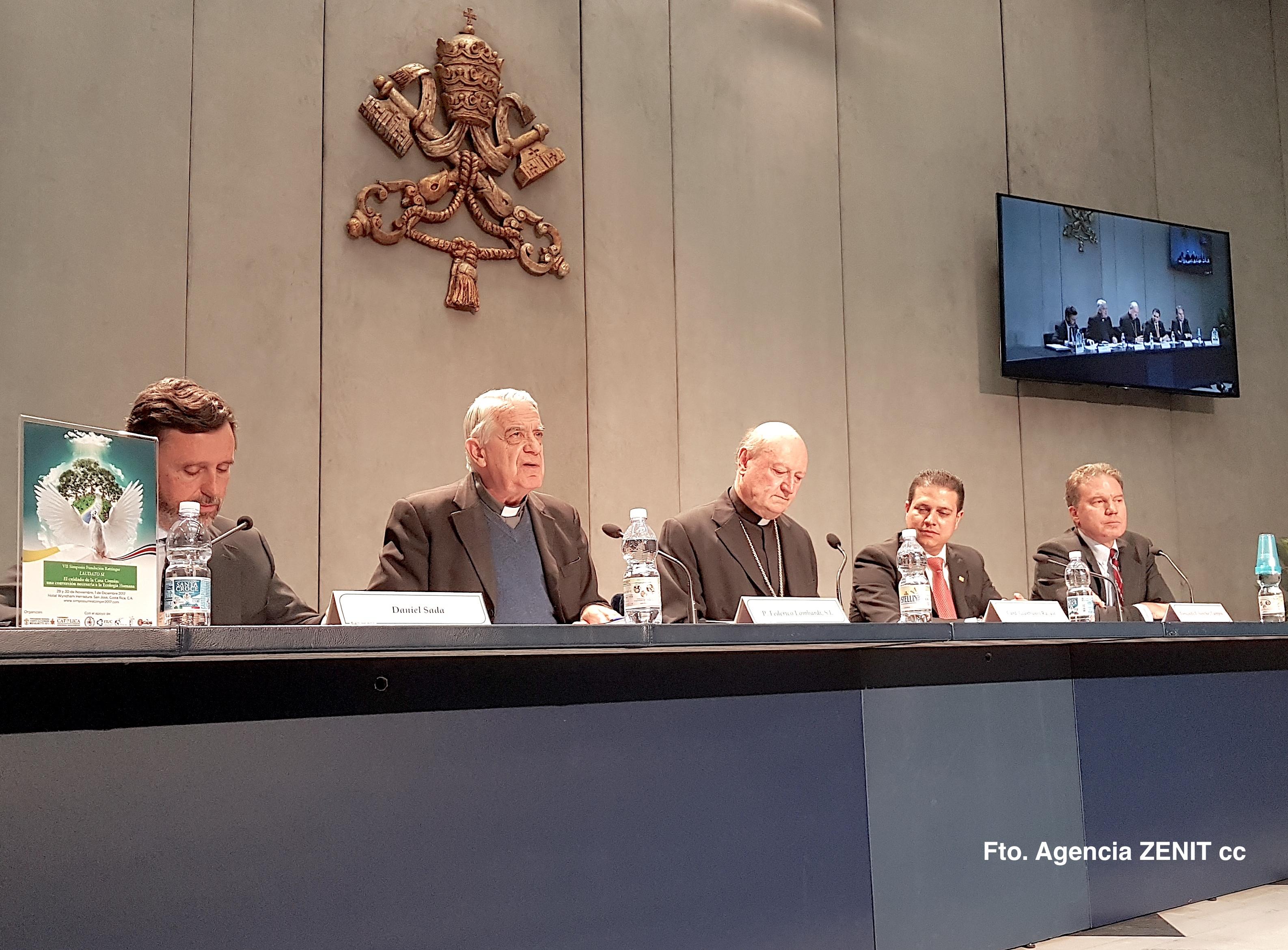 Fondation Ratzinger © Zenit, SM
