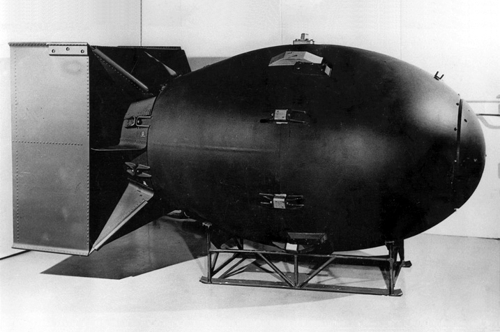 Arme nucléaire © Wikimedia Commons / U.S. Department of Defense