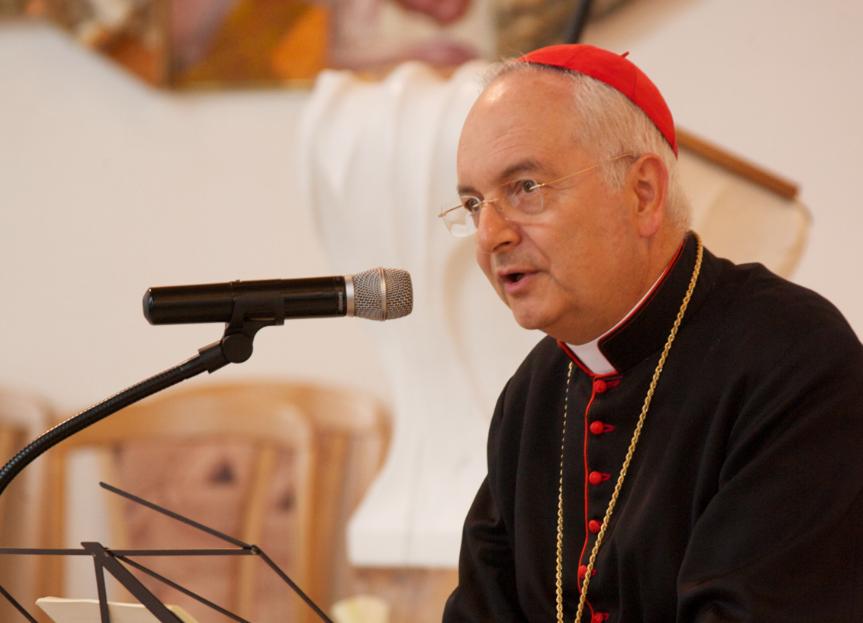 Cardinal Mauro Piacenza © Wikimedia commons / PersiGianluigi