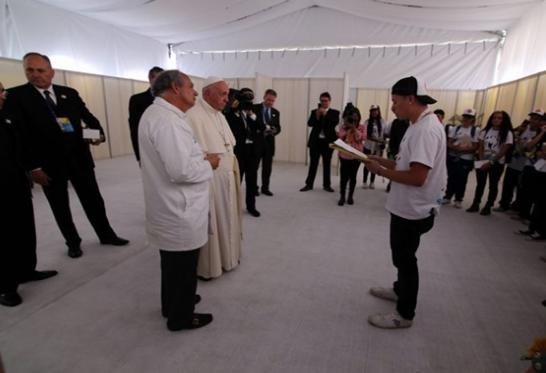 Scholas Occurentes © Radio Vatican