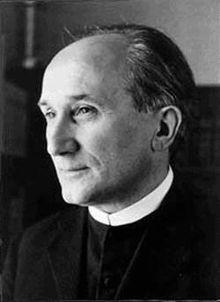 Romano Guardini vers 1920 @ wikipedia