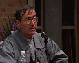 Mgr Giorgio Bertin OFM, en 2010 @wikimedia commons, Marco Tassinari