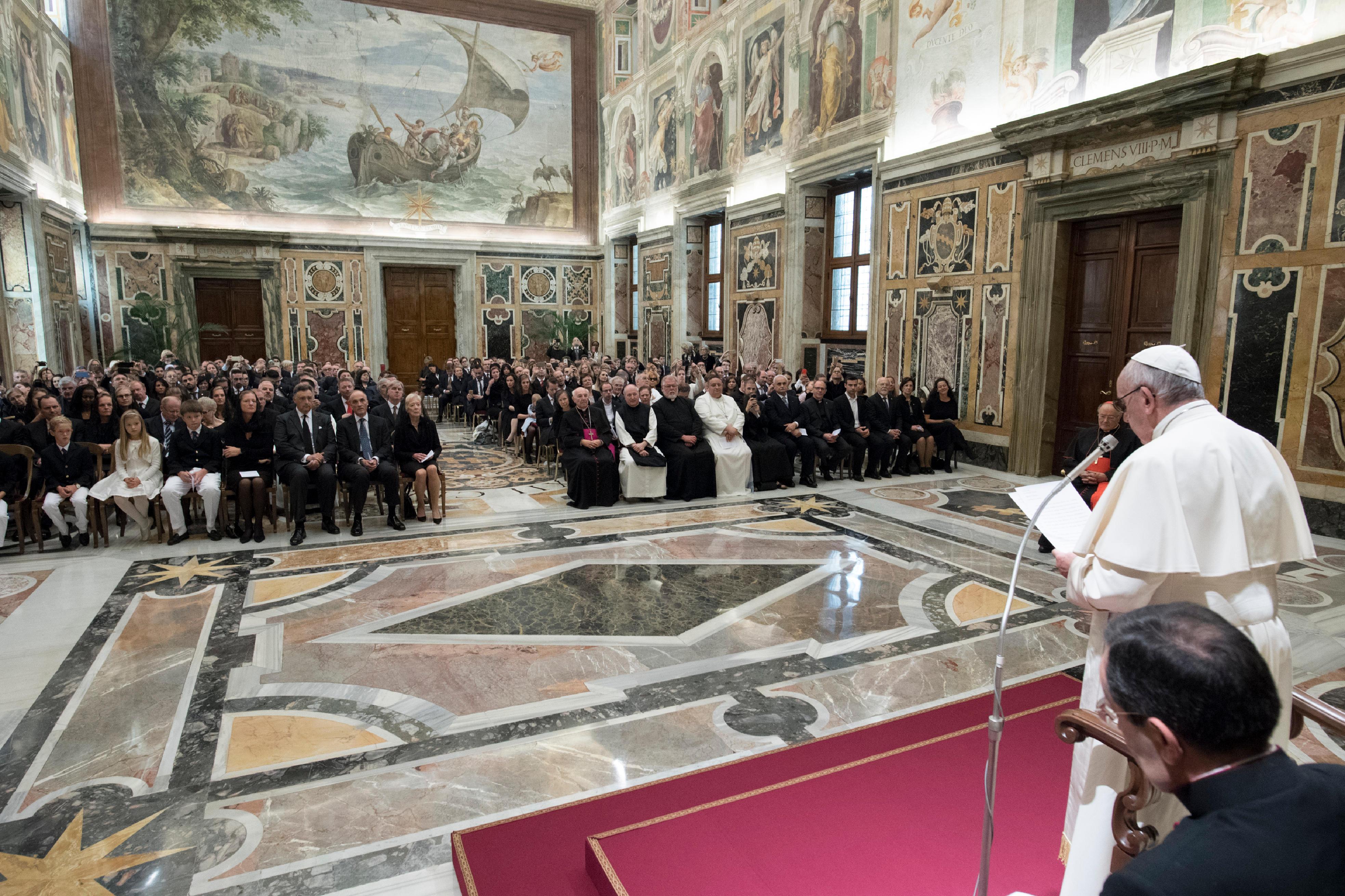 Ligue de Prière du Bienheureux Empereur Charles pour la Paix © L'Osservatore Romano