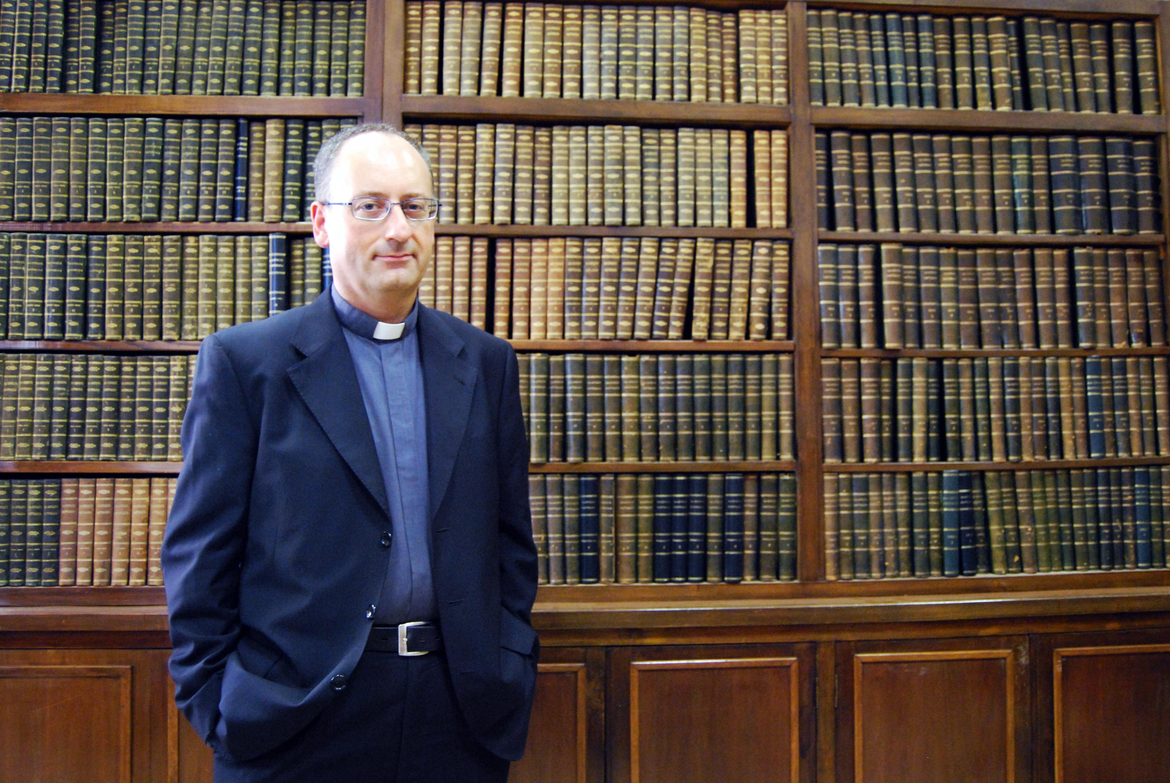 Antonio Spadaro SJ @ wikimedia commons