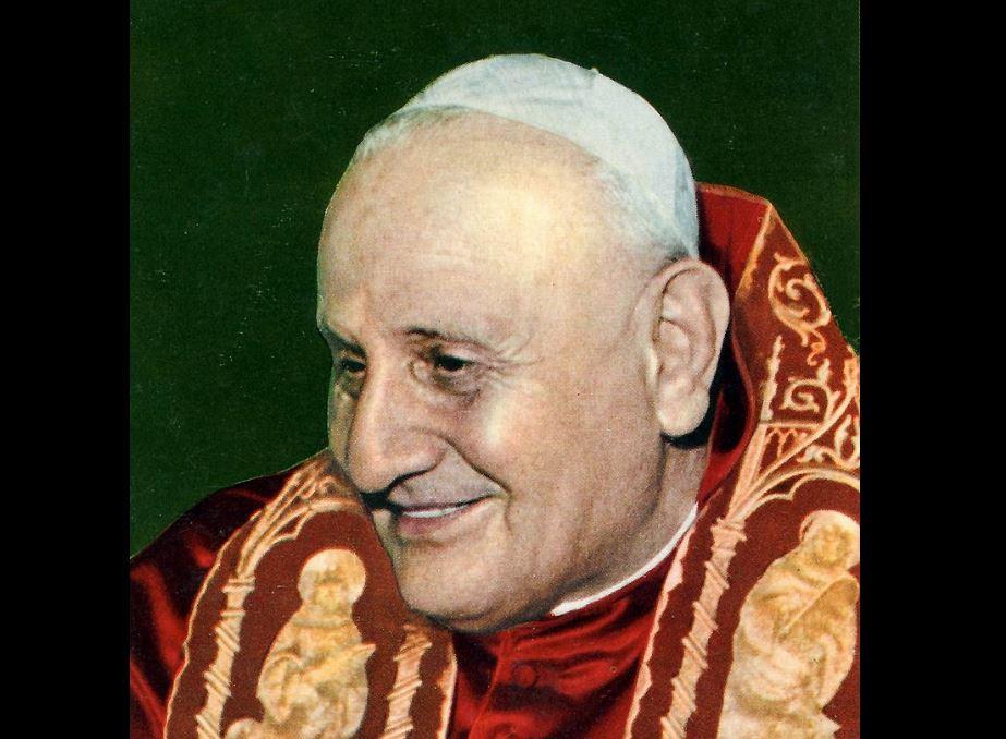Jean XXIII © Wikimedia commons / domaine public