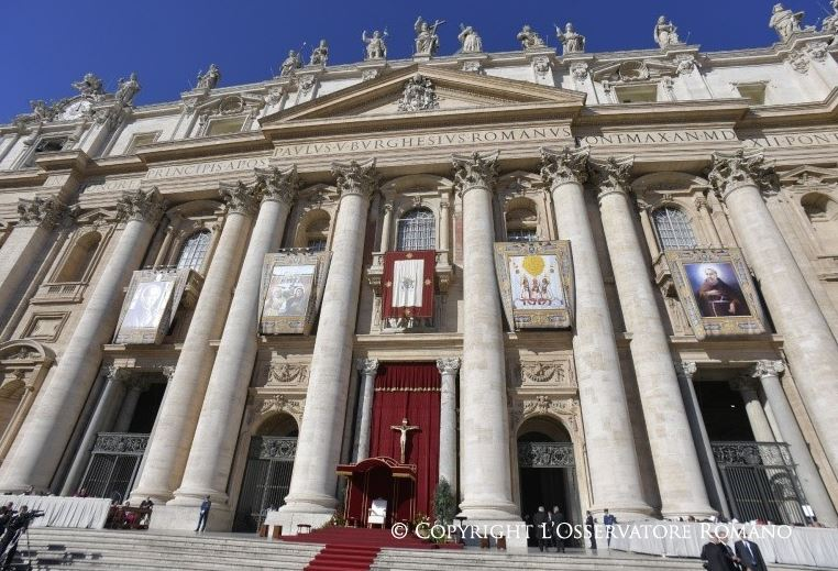Messe de canonisation © L'Osservatore Romano