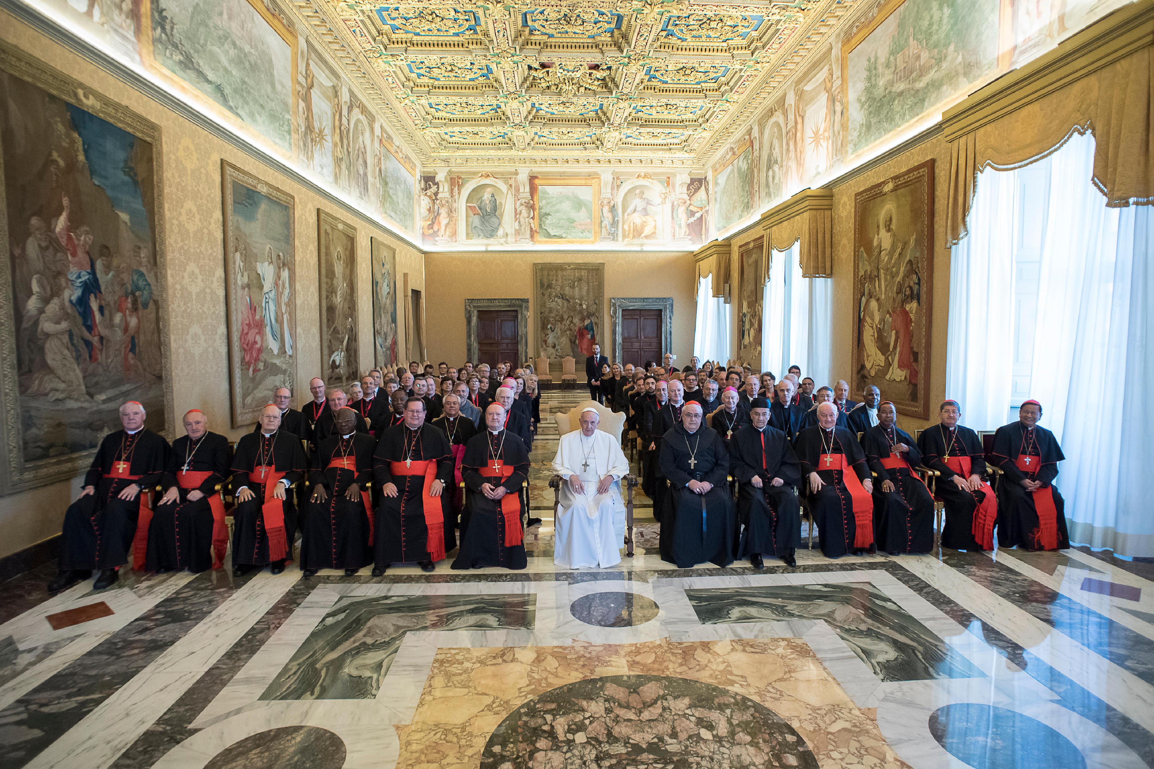 Assemblée du Conseil pontifical de la culture © L'Osservatore Romano
