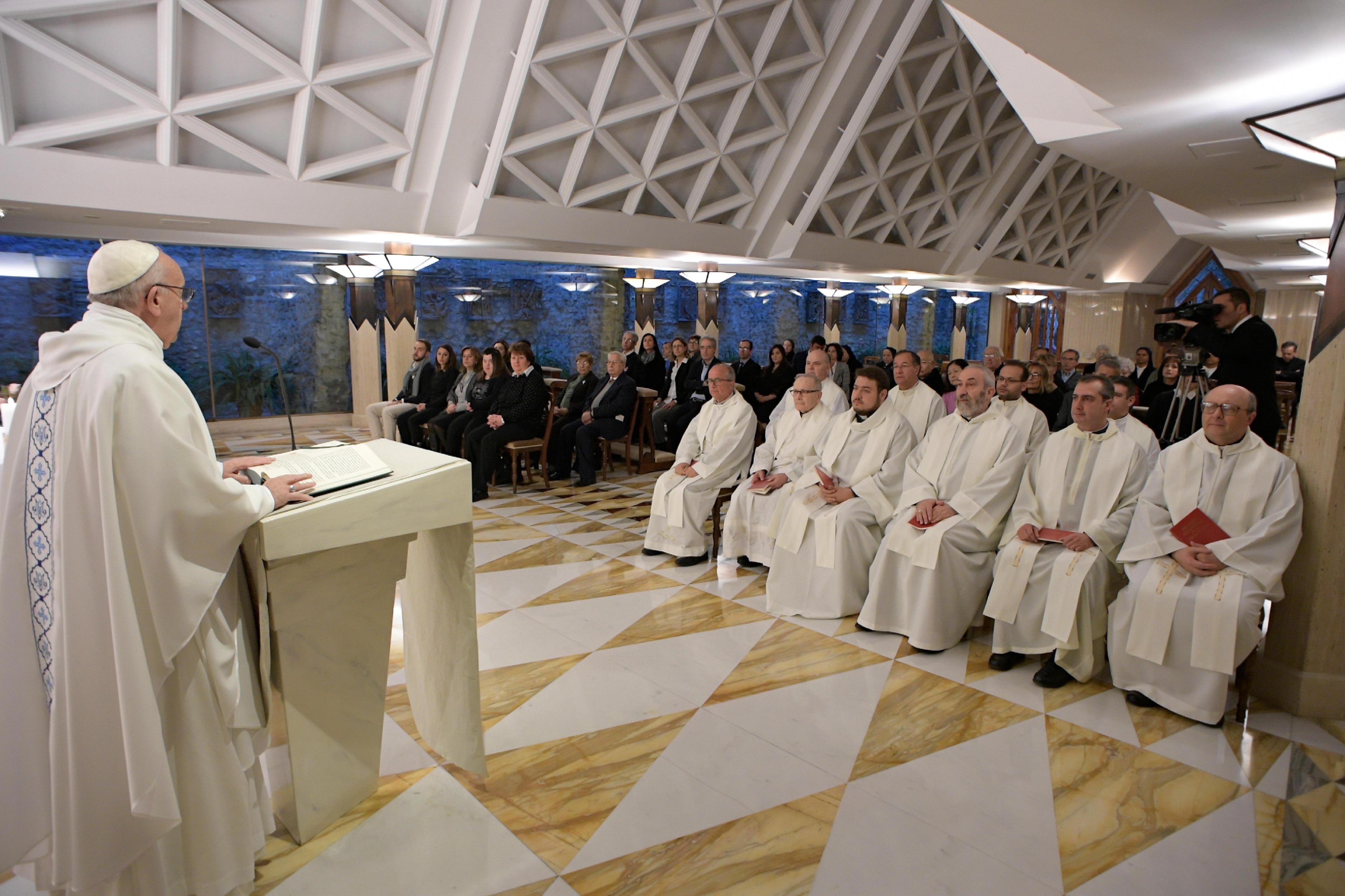 Sainte-Marthe 21/11/2017 © L'Osservatore Romano