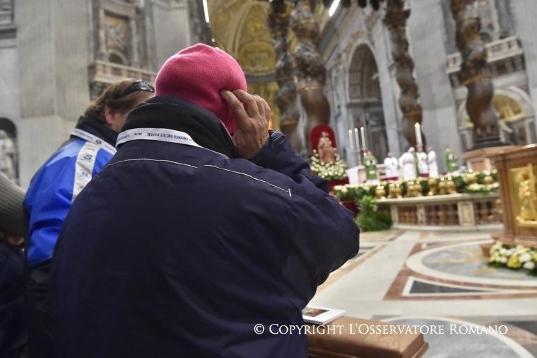 Journée mondiale des pauvres © L'Osservatore Romano