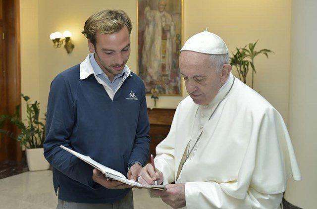 Paul Bablot © Radio Vatican