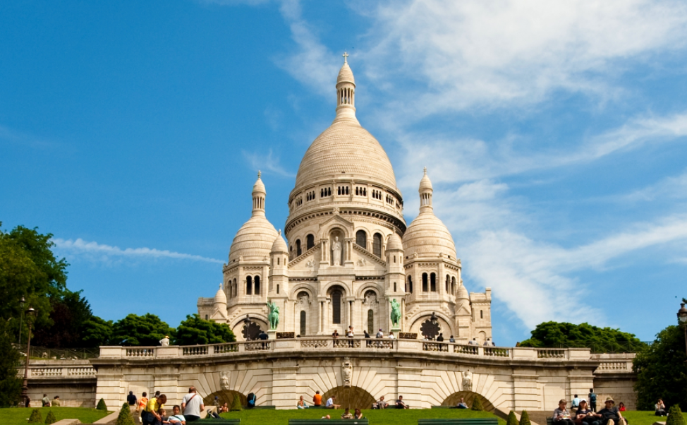 Sacré-Coeur de Montmartre © Wikimedia Commons / Sebastian Bergmann