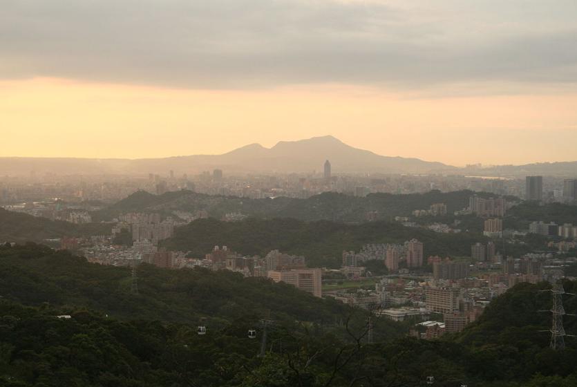 Taipei, Taiwan © Wikimedia Commons / User:Bcody80