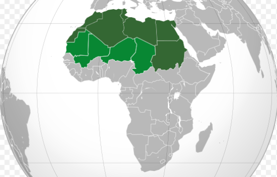 Afrique du nord © Wikimedia Commons / Connormah