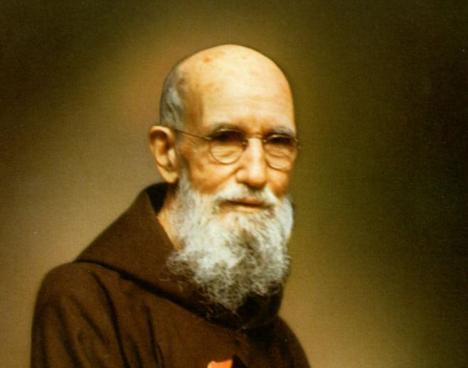 Father Solanus Casey © Wikimedia Commons / Mahatma Gandhi
