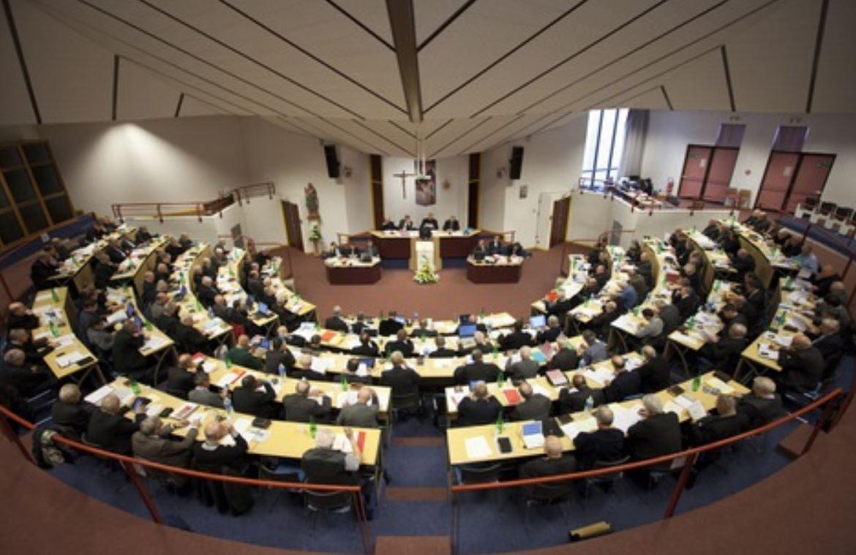 Assemblée plénière des évêques © eglise.catholique.fr