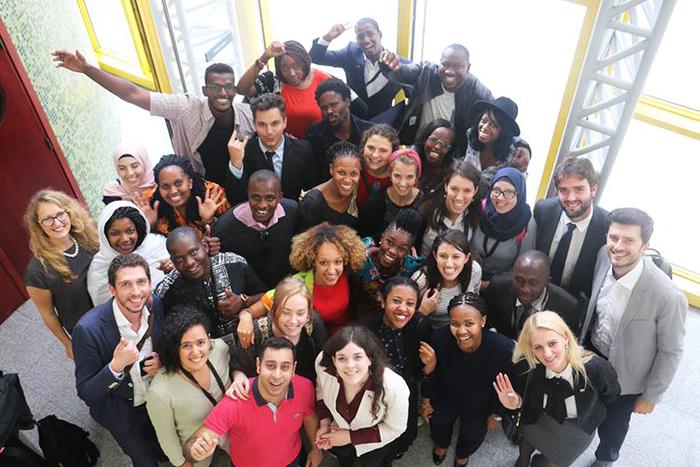 Jeunes d'Europe et d'Afrique @ COMECE