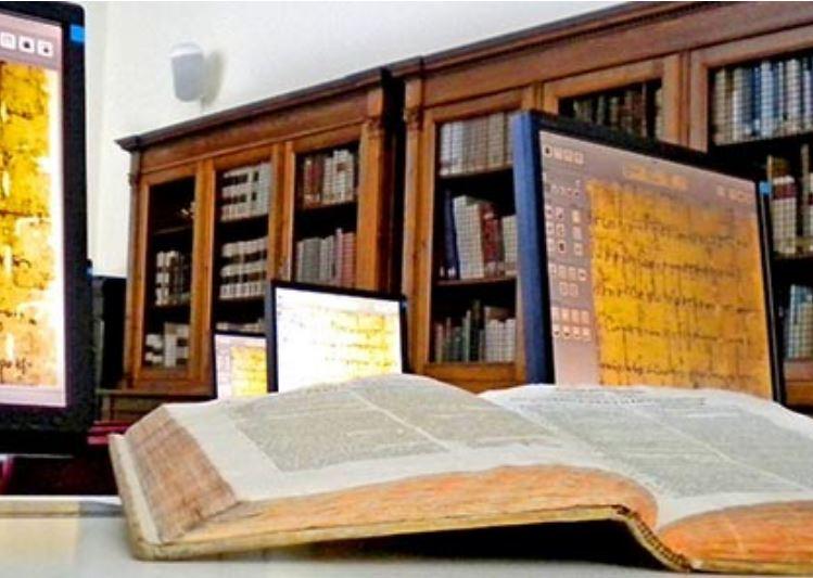 École vaticane de paléographie, de diplomatique et d'archivistique © scuolavaticanapaleografia.va