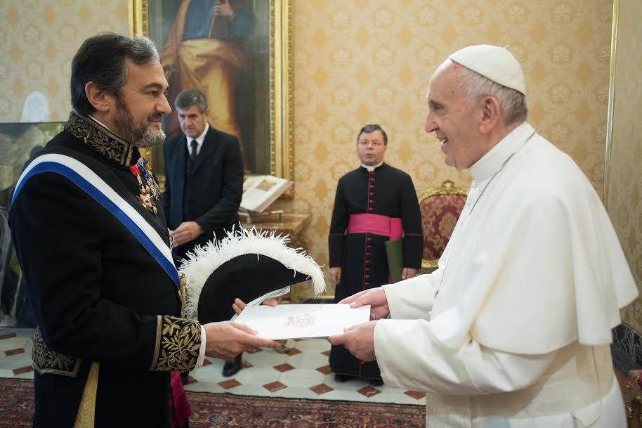 M. António José Emauz de Almeida Lima © L'Osservatore Romano