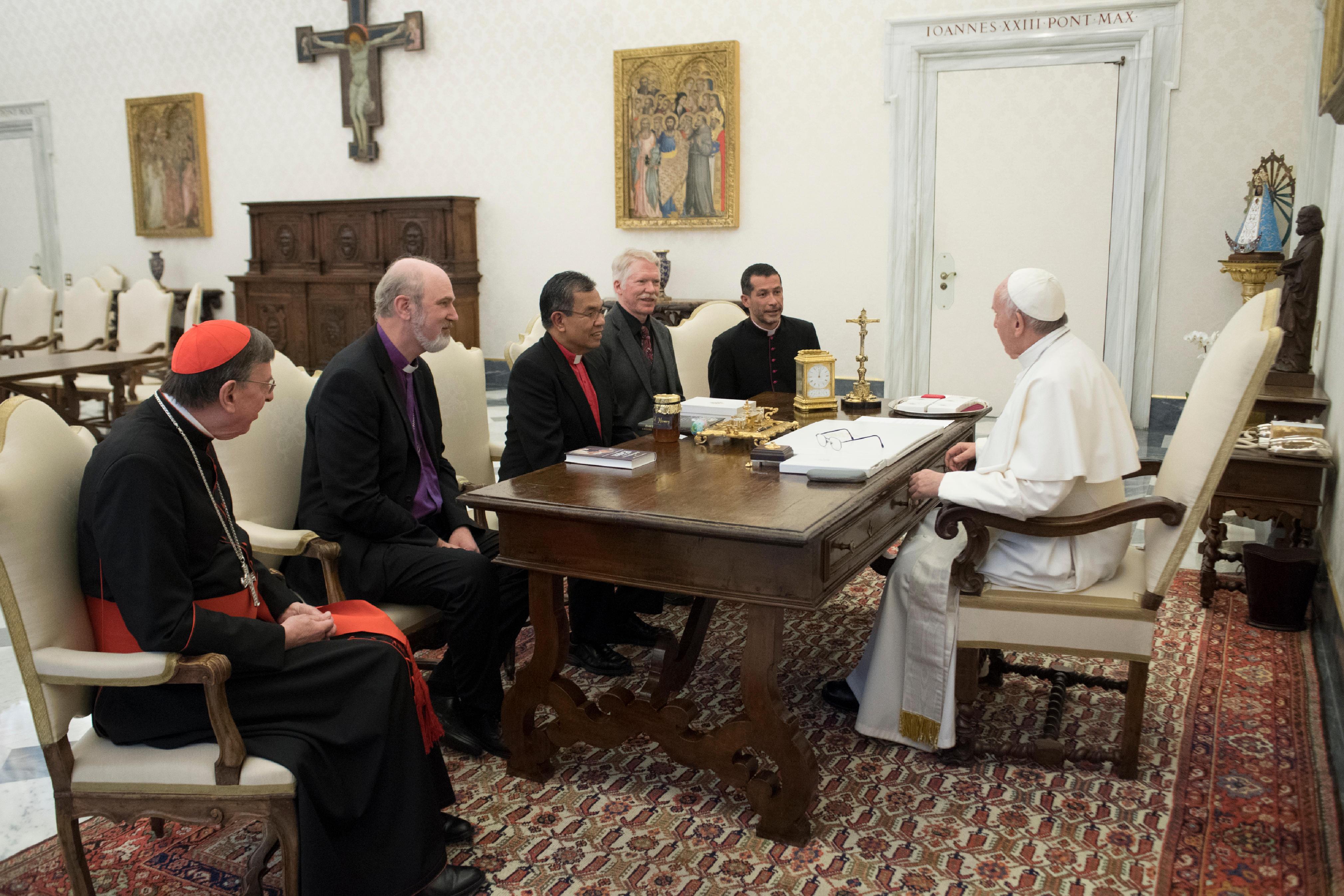 Alliance évangélique mondiale © L'Osservatore Romano