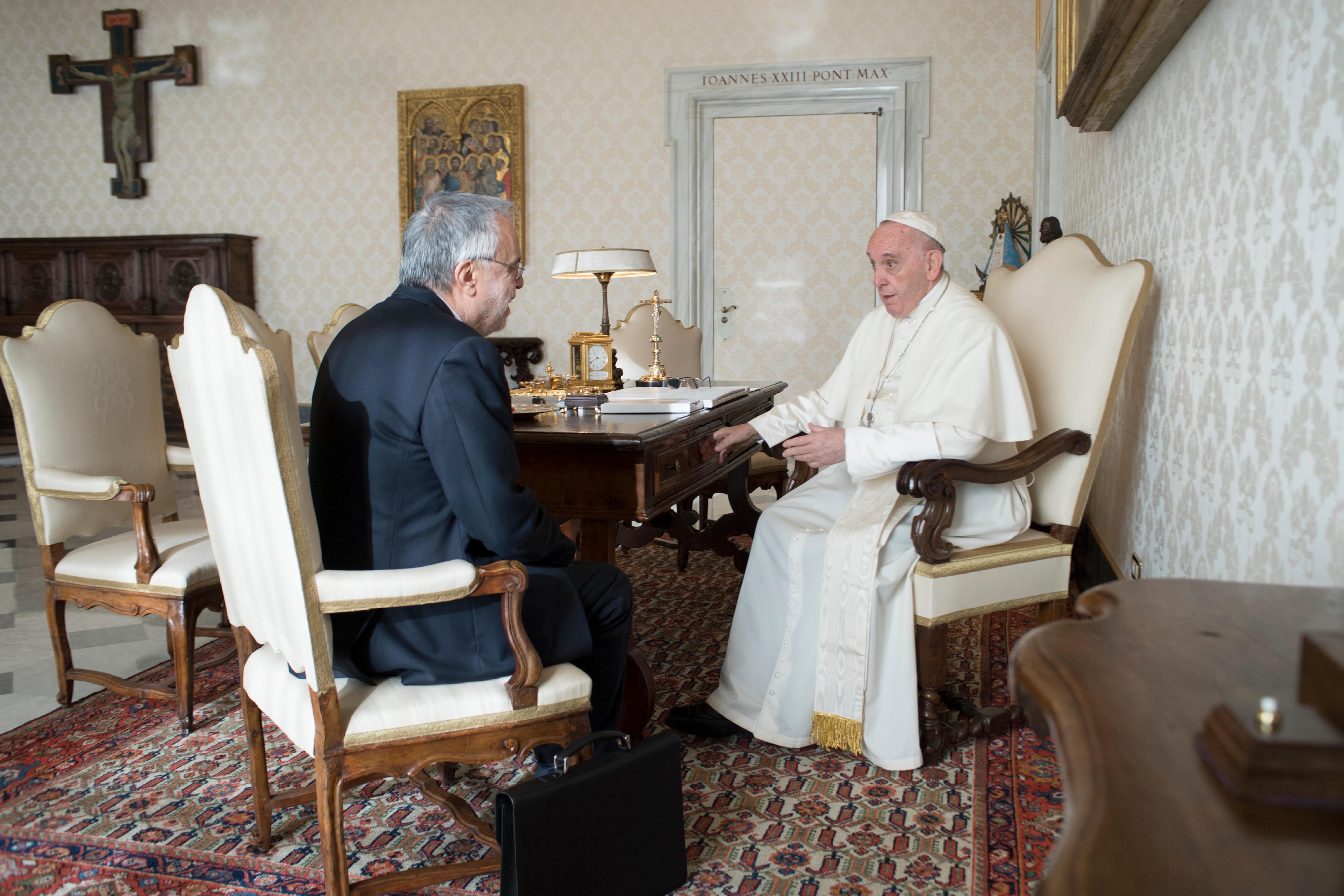 Andrea Riccardi © Vatican Media