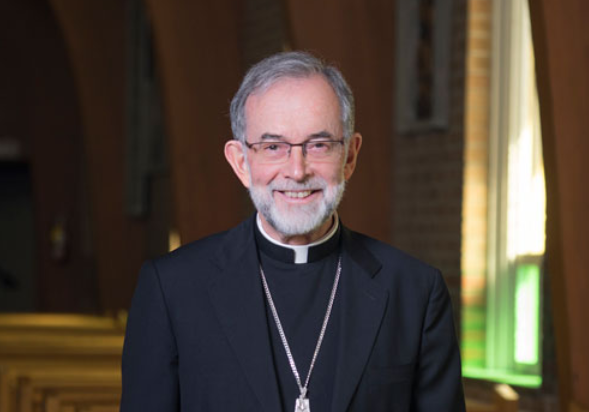 Mgr Lionel Gendron, Canada © dsjl.org