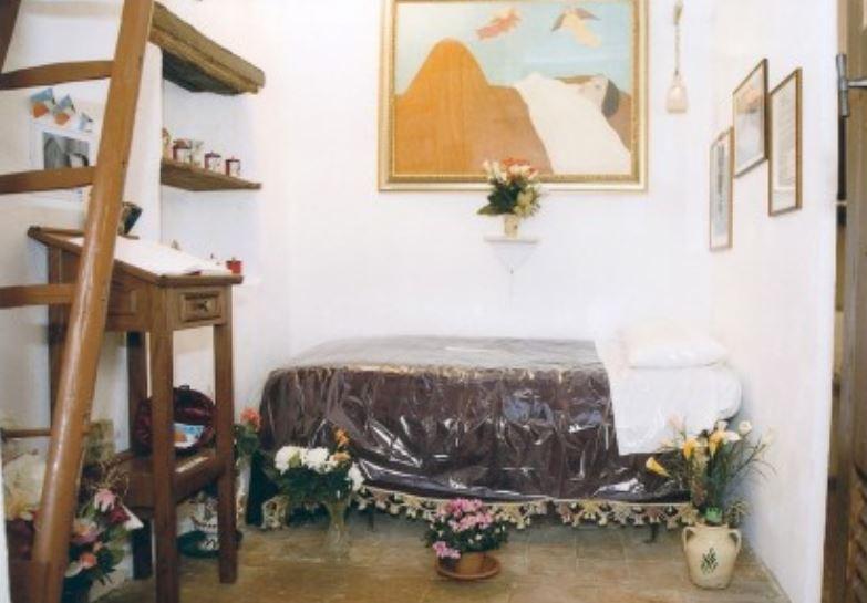 Chambre de Mariantonia Samà © mariantoniasama.it