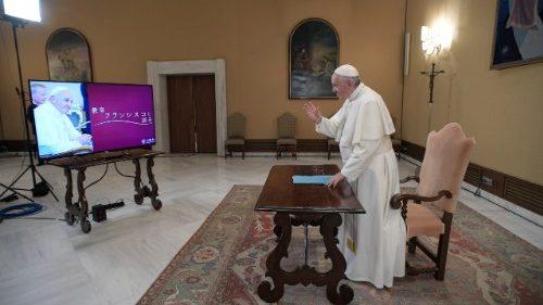 Vidéo-conférence avec Sophia, au Japon @ Vatican News