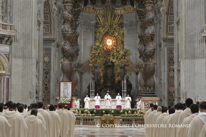 Notre Dame de Guadalupe, 12/12/2017 @Oss_romano