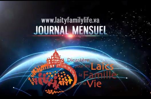 Newsletter, capture Dicastère laïcs, famille et vie