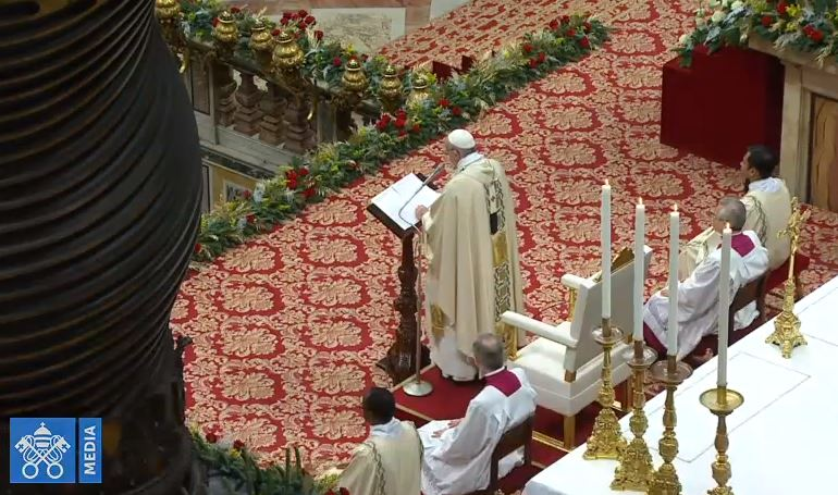 Epiphanie © Vatican Media