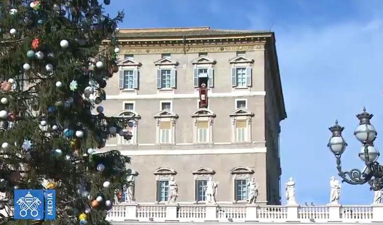 Angélus de l'Epiphanie © Vatican Media