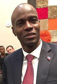 Président Jovenel Moïse @ wikipedia