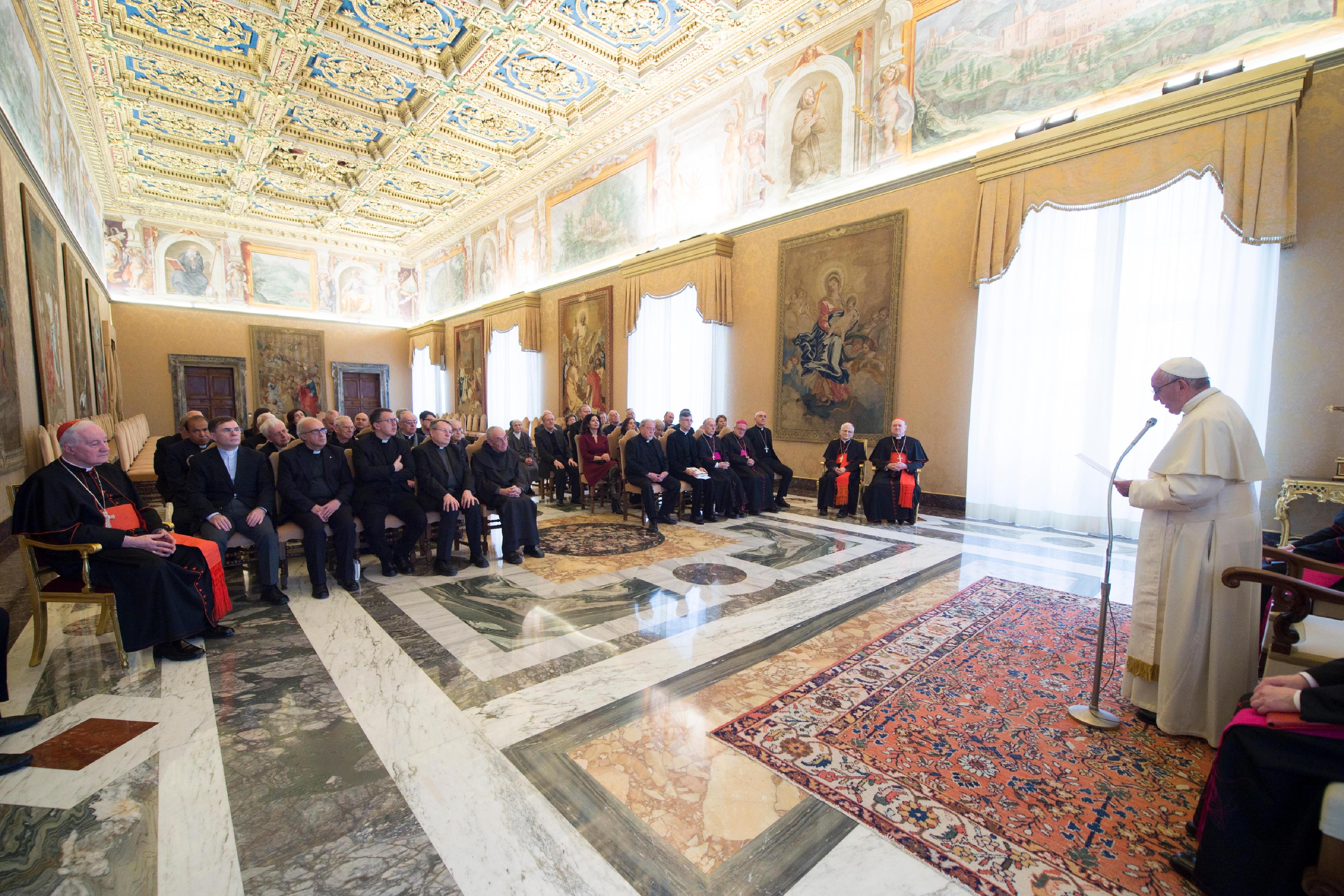 Congrégation pour la doctrine de la foi © Vatican Media